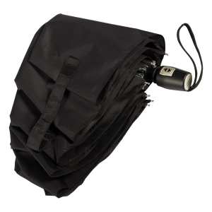 Зонт складной Pierre Cardin 85267-OC Mini classic Black фото-4
