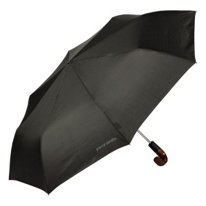 Зонт складной Pierre Cardin 83567-OC Romano Black фото-2