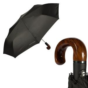 Зонт складной Pierre Cardin 83567-OC Romano Black фото-1