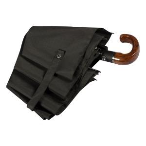 Зонт складной Pierre Cardin 83567-OC Romano Black фото-4