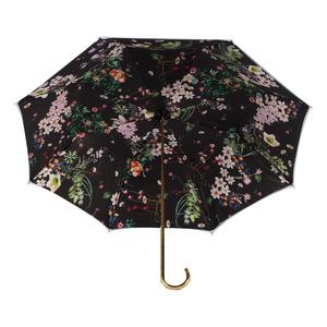 Зонт-трость Pasotti Sky Dots Flowers Oro Dentell фото-3