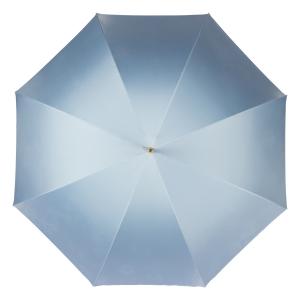 Зонт-трость Pasotti Sky Dots Flowers Oro Dentell фото-4