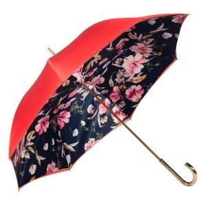 Зонт-трость Pasotti Rosso Magnolia Spring фото-2