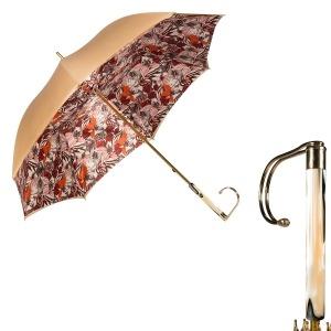 Зонт-трость Pasotti Sand Stame Marble фото-1
