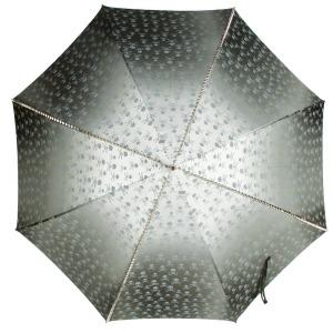 Зонт-трость Pasotti Capo Silver Picco Sculls Grigio  фото-2