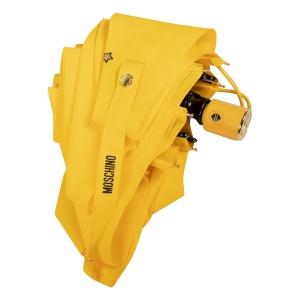 Зонт складной Moschino 8211-compactU Toy Stars Yellow фото-4