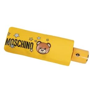 Зонт складной Moschino 8211-compactU Toy Stars Yellow фото-5