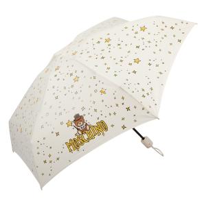 Зонт складной Moschino 8323-compactI Toy Constellation Cream фото-2