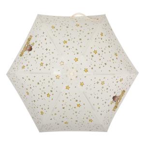 Зонт складной Moschino 8323-compactI Toy Constellation Cream фото-3