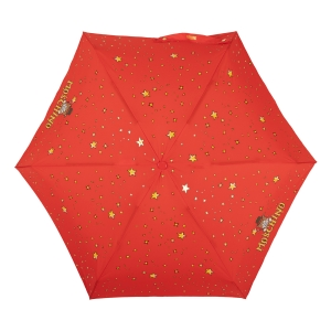 Зонт складной Moschino 8323-compactC Toy Constellation Red фото-3