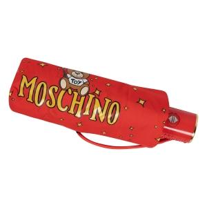 Зонт складной Moschino 8323-compactC Toy Constellation Red фото-5