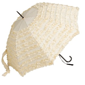 Зонт-трость Guy De Jean Marquise crema фото-1
