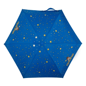 Зонт складной Moschino 8323-compactF Toy Constellation Sky blue фото-3