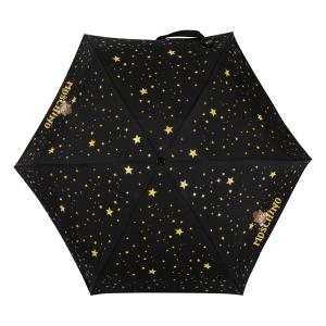 Зонт складной Moschino 8323-compactA Toy Constellation Black фото-3