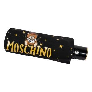 Зонт складной Moschino 8323-compactA Toy Constellation Black фото-5