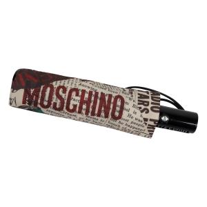 Зонт складной Moschino 8027-OCA Speak Moschino Multi фото-5