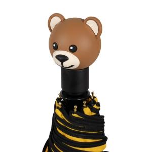 Зонт складной Moschino 8031-OCU Toy Band Yellow фото-4