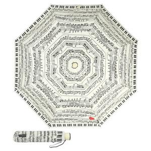 Зонт складной Emme M392-OC Love Piano Beige фото-1
