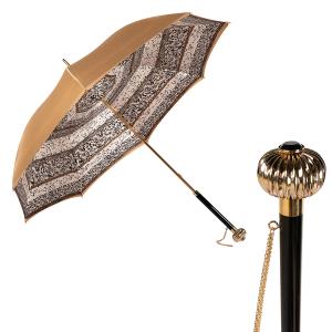 Зонт-трость Pasotti Sand Tela Globe фото-1