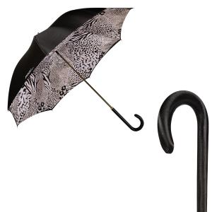 Зонт-трость Ferre 1655-LM Animal  Black  Atlas фото-1