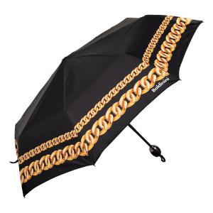 Зонт складной Baldinini 42-OC Catena Gold New фото-2
