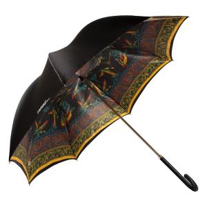 Зонт-трость Ferre 1655-LM Birds Black  Atlas фото-3