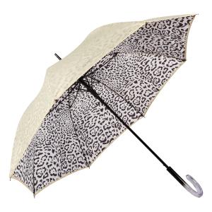 Зонт-трость Ferre 6001-LA Leo Crema фото-3
