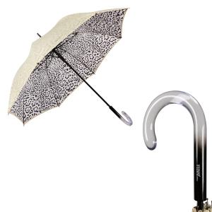Зонт-трость Ferre 6001-LA Leo Crema фото-1