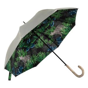 Зонт-трость Baldinini 49-LA Tropic Grigio фото-3