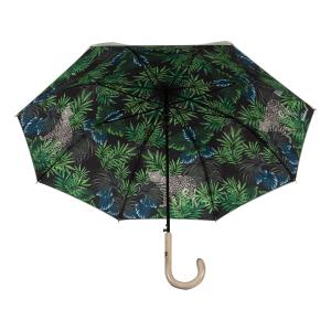 Зонт-трость Baldinini 49-LA Tropic Grigio фото-4