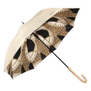 Зонт-трость Ferre 6001-LA Catena Animal Crema фото-3