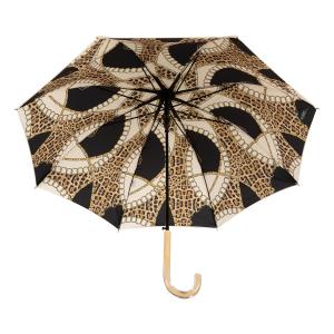 Зонт-трость Ferre 6001-LA Catena Animal Crema фото-4