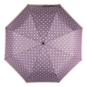 Зонт складной Pierre Cardin 82297-OC Lilac  Dots Crema фото-3