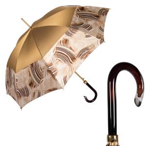 Зонт-трость Pasotti Uno Sabbia фото-1