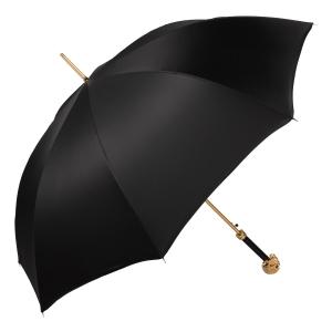 Зонт-трость Pasotti Capo Gold Oxford Black фото-4