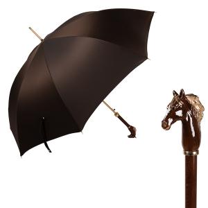 Зонт-трость Pasotti Cavallo Oxford Morrone Lux фото-1