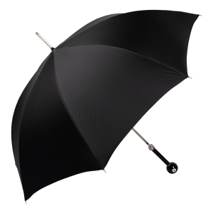 Зонт-трость Pasotti Biliardo Grono Black фото-4