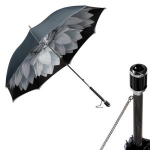 Зонт-трость Becolore Grigio Georgin Vetro фото-1