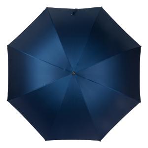 Зонт-трость Pasotti Pesce Gold Oxford Blue фото-3