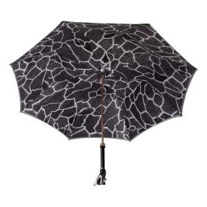 Зонт-трость Pasotti Becolore Beige Procione Lux фото-5