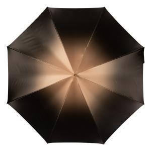 Зонт-трость Pasotti Becolore Beige Procione Lux фото-3