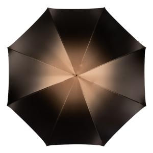 Зонт-трость Pasotti Becolore Biege Petalo Cat Lux фото-3