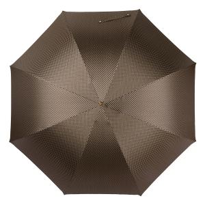 Зонт-трость Pasotti Bulldog Pepita Beige фото-3