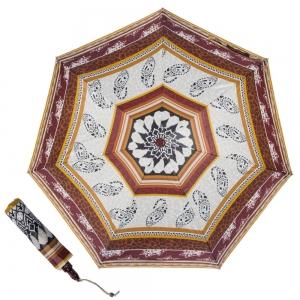 Зонт складной Joy Heart J9513-OC Etnico Umber фото-1