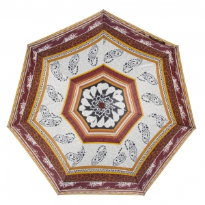 Зонт складной Joy Heart J9513-OC Etnico Umber фото-3
