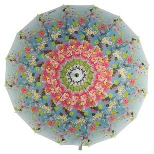 Зонт-трость JPG 1128-LM Kimono Blu фото-2
