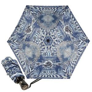 Зонт складной JPG 1265-OC mini Tour Eiffel Blu  фото-1