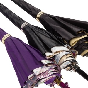 Зонт-трость Pasotti Ivory Ombra Oro фото-6