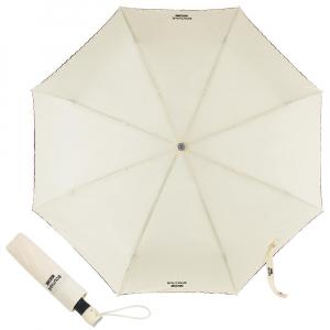 Зонт складной M 7000-OCI Embroidery Cream фото-1