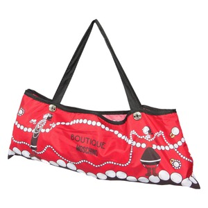 Зонт складной Moschino 7111-OCC Olivia in Pearls Red фото-4
